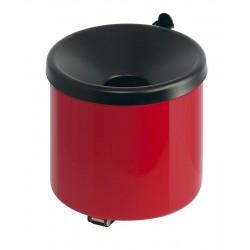 Wandasbak brandveilig rood